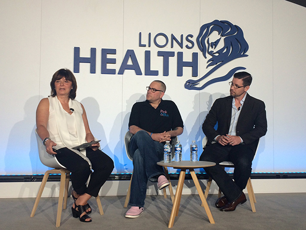 Weber Shandwick Celebrates Health & Wellness Lions with Clients, Agency Partners at Lions Health 201