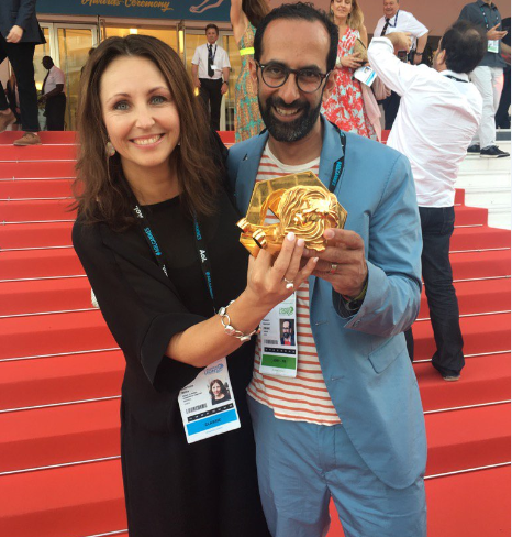 Weber Shandwick is Most Awarded Public Relations Firm at 2016 Cannes Lions Festival of Creativity