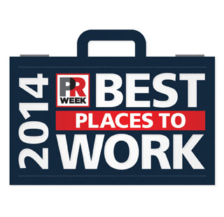Weber Shandwick Named a Best Place to Work by PRWeek