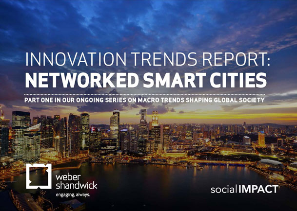 Weber Shandwick's Social Impact Team Launches Innovation Trends Report