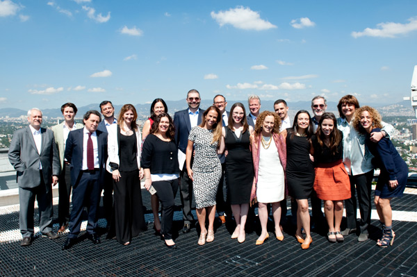 Weber Shandwick Engages Mexico at Launch Event