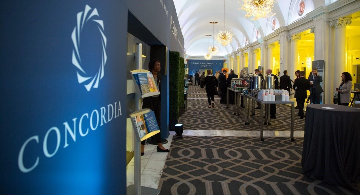 Weber Shandwick Participates in the Concordia Annual Summit