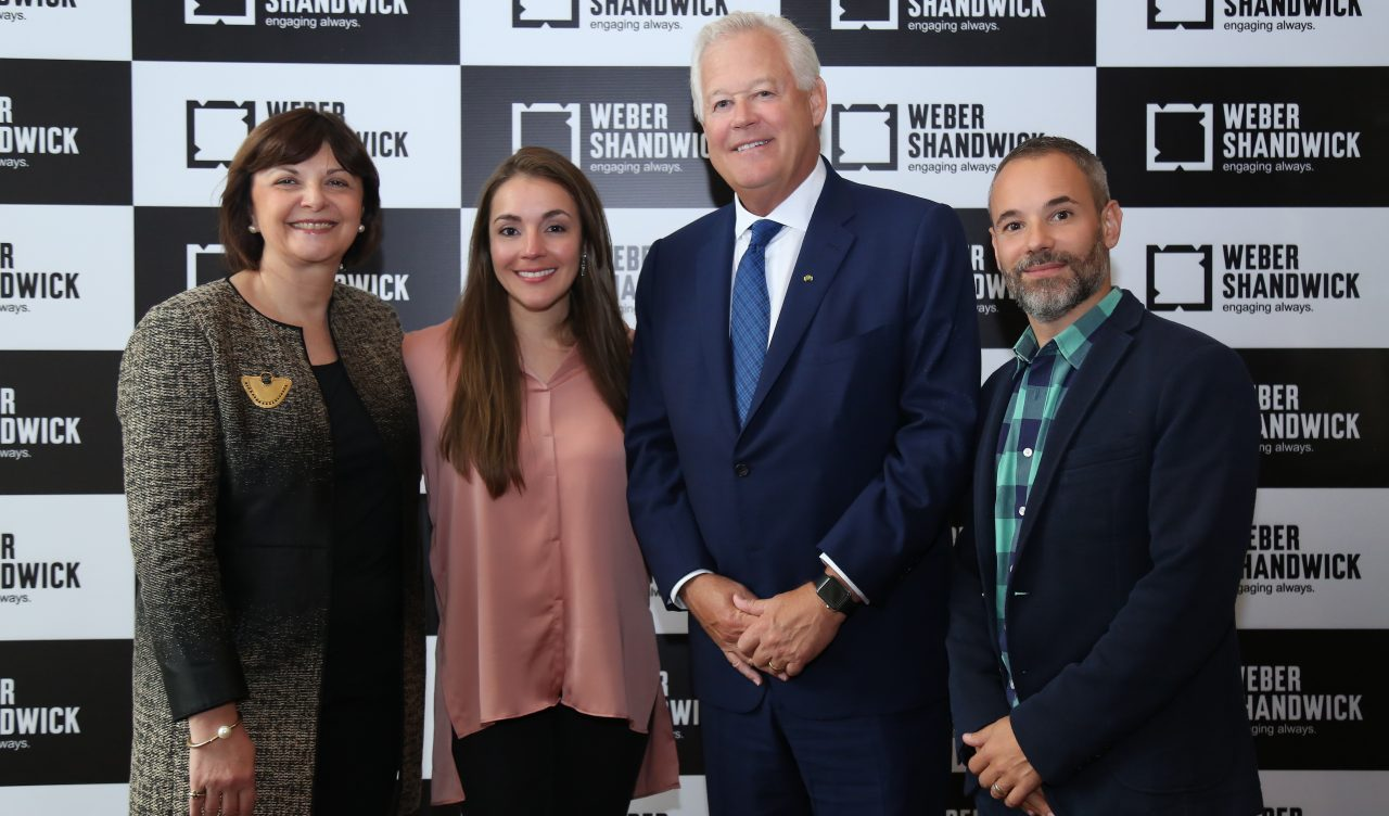 Weber Shandwick Colombia Launch