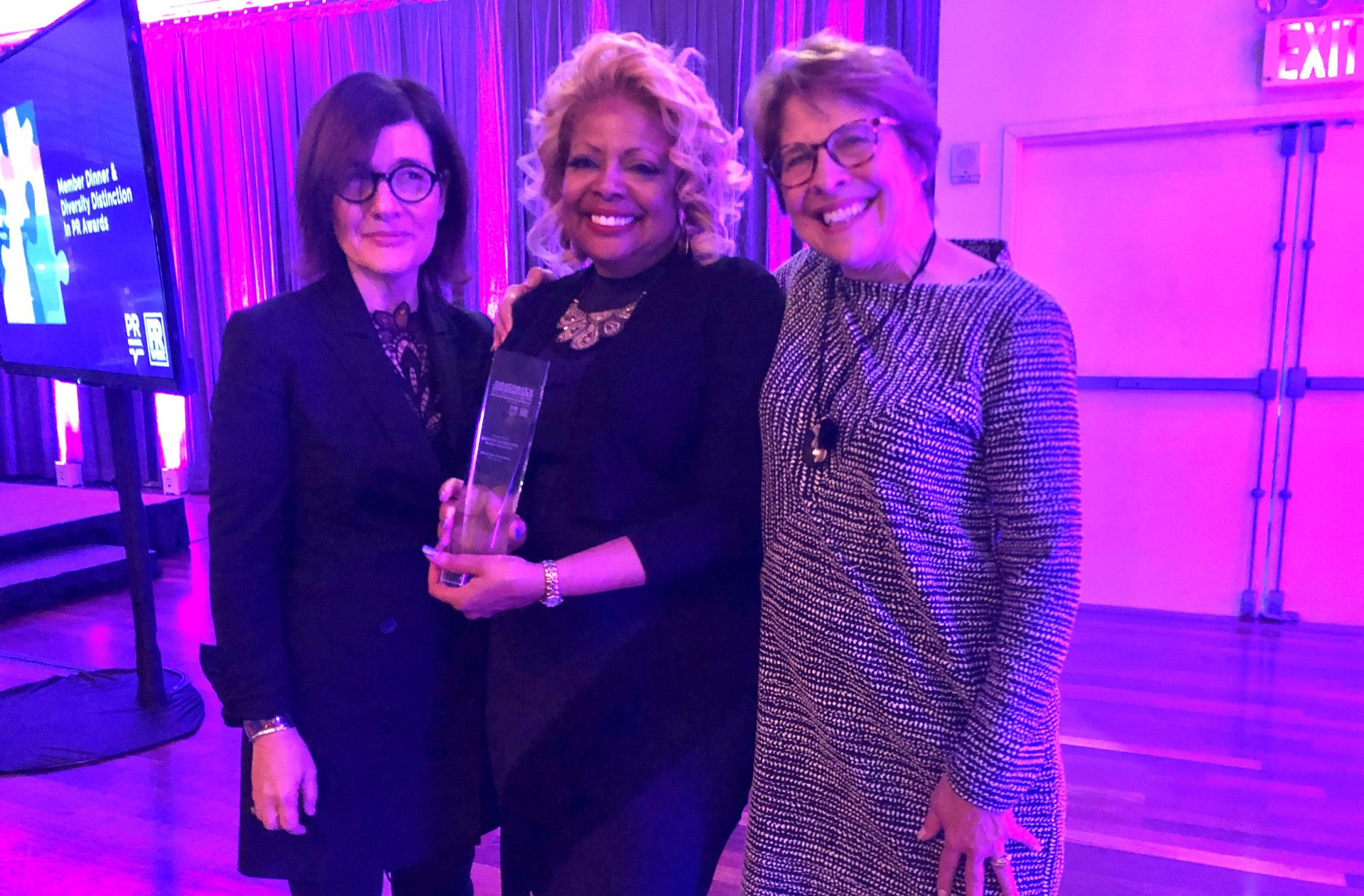 Judith Harrison Named Diversity Champion at the Diversity Distinction in PR Awards